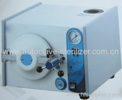 6L LCD Display Dental autoclave