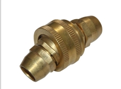 Brass water hose female and male fitting