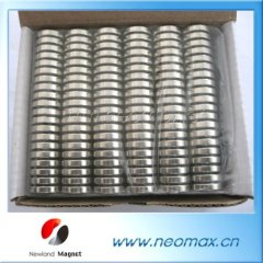 Adhensive Neodymium Magnet Disc