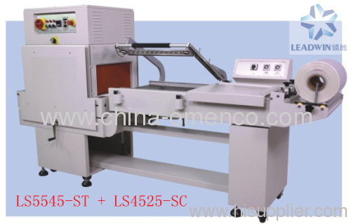 SEMI-AUTO SEALING&SHRINKING COMBINATION PACKAGER