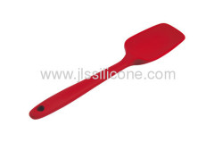 Silicone spoon and shovel with food contact nylon inside