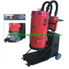 Industrial vacuum cleaner with plastic bag