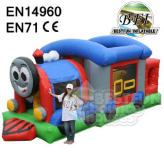 Inflatable Thomas Head Bounce House