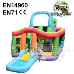 Inflatable Jumper Slide Combo