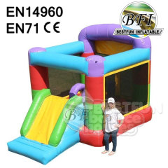 Small Inflatable Castle Slide