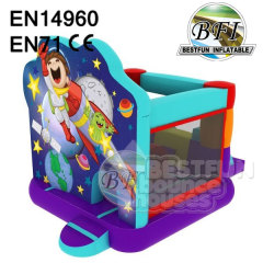 Inflatable Space Bouncer with Slide