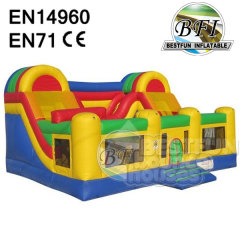 Inflatable Jumping Slide Combo