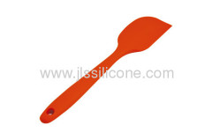 popular silent kitchen utensil silicone scraper