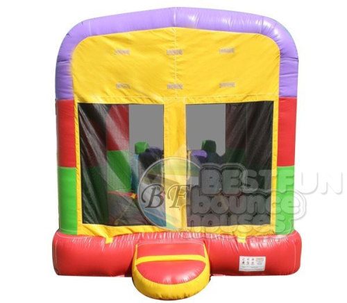 Colorful Inflatable Castle Combo