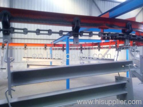 Electrostatic Powder Coating Plant in China
