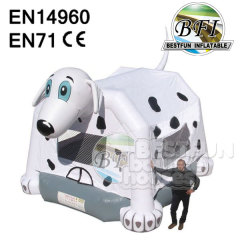 Inflatable Dalmatian Jumpping House