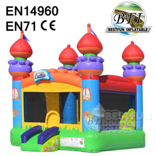 Inflatable Castle Bouncer For Party