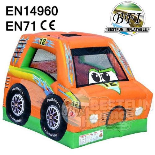 Inflatable Race Car Bouncer