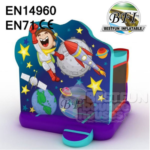 Inflatable Space Outstanding Bouncer