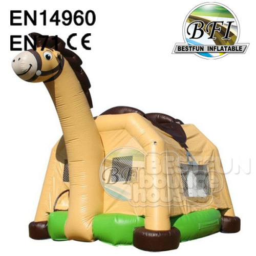 Inflatable Animal Themed Bouncer