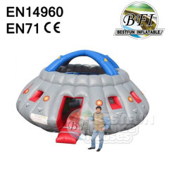Inflatable Mission to Mars Bouncer
