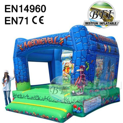 Inflatable Medieval Bouncy House