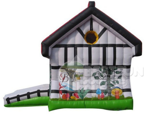Inflatable Bouncy House For Kids