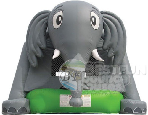 Inflatable Elephant Bouncer For Sale
