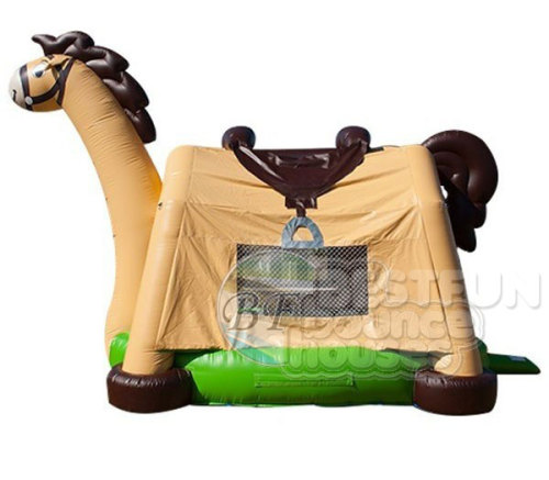 Inflatable Horsy Bounce House