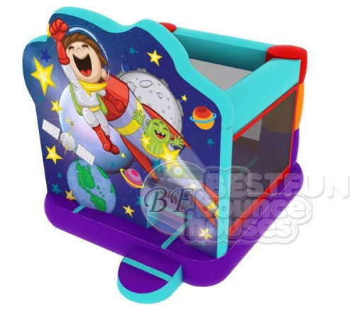 Lovely Inflatable Child Space Bounce House