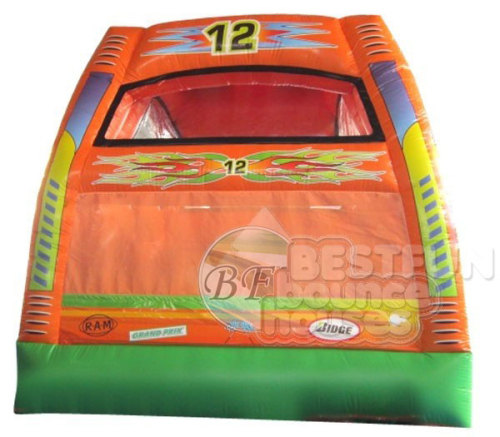 Inflatable Child Race Car Jumper