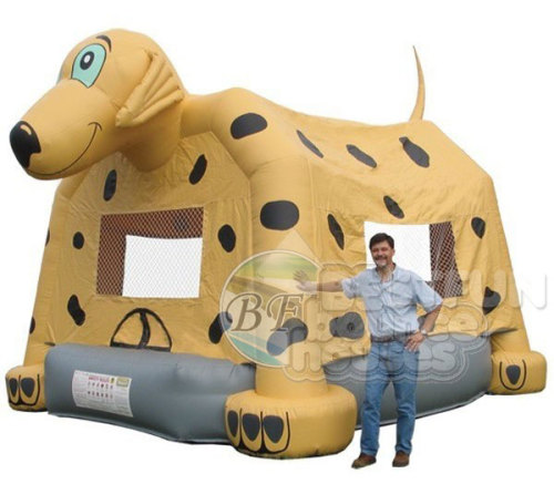 Commercial Dog Bouncer Inflatables