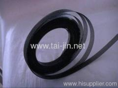 MMO Titanium Mesh Ribbon with Third Party Test Certificates