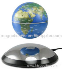 floating magnetic globe/magnetic levitating globe/anti-gravity earth