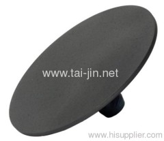 MMO (Ru) coating Titanium (Elliptical) Disk Anode