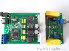 class D bluetooth amplifier board 2*20W