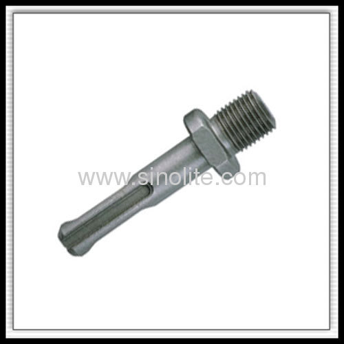 Adaptor of drill chuck thread connection