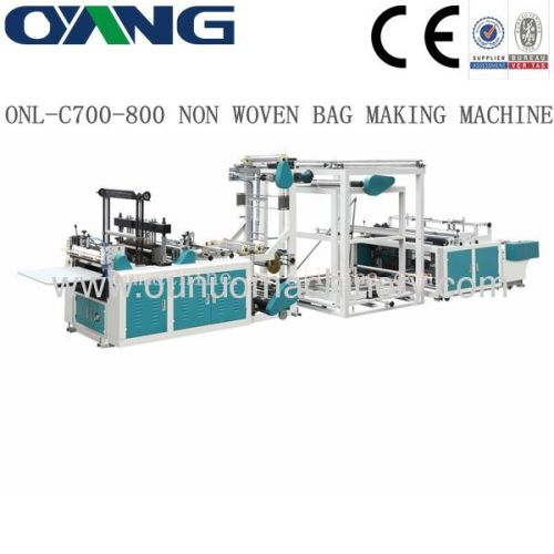 Ultrasonic Non Woven Bag Making Machine Price