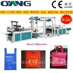 non woven fabric bag making machine prices