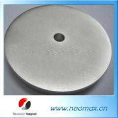 Flat Disc NdFeB Magnet