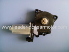 Car window lifter motor brushes