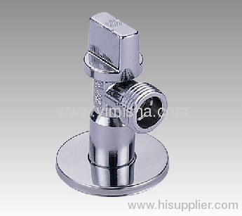 Brass Ceramic Sheet Angle Valve for Water