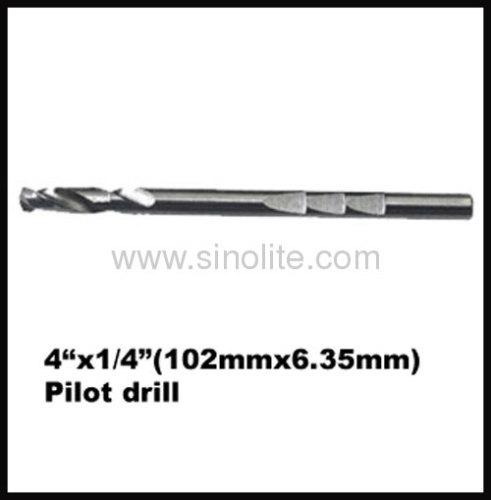 Arbor Pilot drill center drill