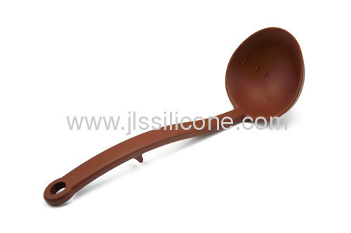 2013 new silicone soup spoon or scoop in new kitchen tool series