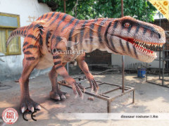 Western Dinosaur Costumes walking with dinosaur costume animatronic dinosaur costume
