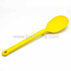 Eco friendly and safe silicone spoons in candy color