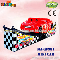 2013 hot sale cute Mini Car MA-QF381 amusement game machine