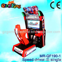 2013 car racing game machine Speed driver 2 MR-QF190-1 32 LCD (Single player)