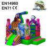 Baseball Sports Small Inflatable Jump Castle