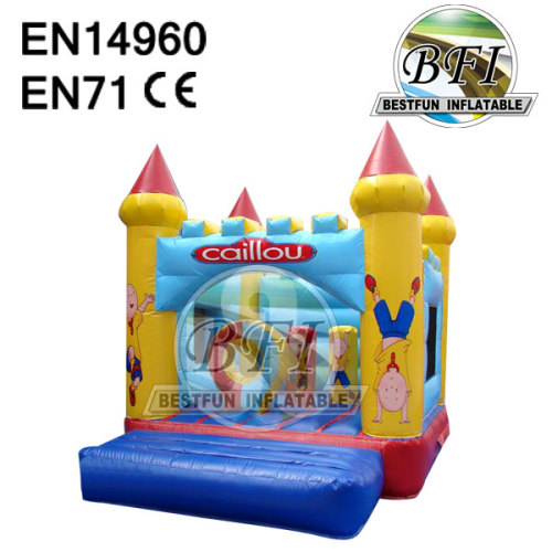 Inflatable Magic Castle For Kids