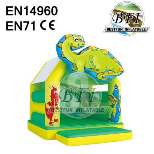 Dinosaur Inflatable Bouncy House