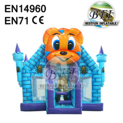 Cartoon Bear Inflatable Castles