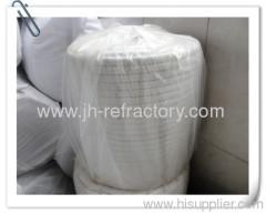 advanced heat insulation ceramic fiber rope