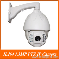 Outdoor Dome PTZ Camera