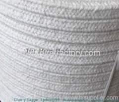good quality ceramic fiber braided rope